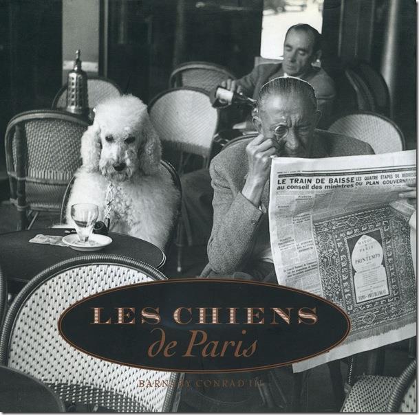 les chiens de Paris
